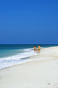 Maimone beach, Cabras, Sinis, Provincia di Oristano, Oristanese, Sardinia, Italy