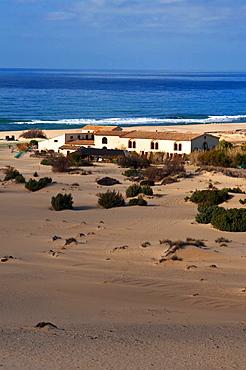 Hotel Le Dune, Piscinas beach, Arbus, Medio Campidano Province, Sardinia, Italy, Europe