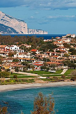 Porto Frailis beach, Arbatax, TortolvO, Ogliastra District, Sardinia,Italy, Europe,