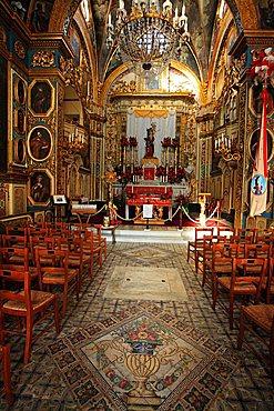 Horatory of Santa Maria della Ouritvì church, Gallipoli, Apulia, Italy, Europe