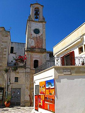 Historic centre, Otranto, Salento, Apulia, Italy, Europe