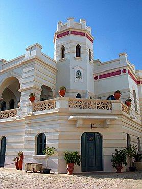 Villa Raffaella villas, Santa Cesarea Terme, Apulia, Italy, Europe
