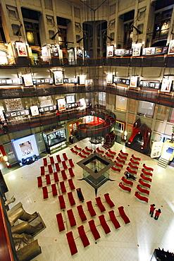 Mole Antonelliana, National Museum of Cinema, Turin, Piedmont, Italy, Europe