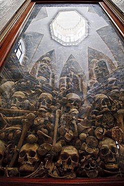 Chapel, Cathedral, Otranto, Salento, Apulia, Italy
