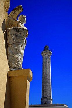 Lighthouse, Santa Maria di Leuca, Salento, Apulia, Italy