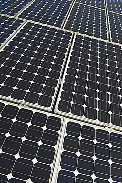 solar power system, dalmine, italy