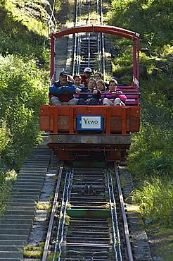 gelmerbahn, gelmersee, switzerland