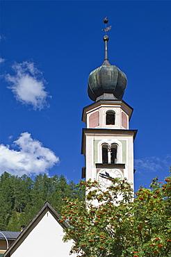 saint bartolomeo church, madulain, switzerland