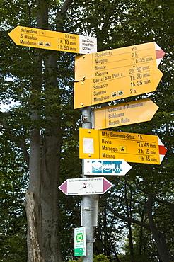 natur signals, mendrisio, switzerland