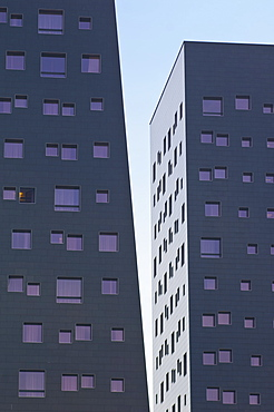 rho towers: dominique perrault, rho, italy