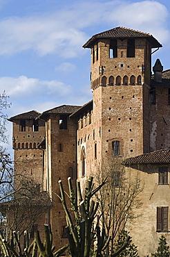 castello, sant'angelo lodigiano, italy
