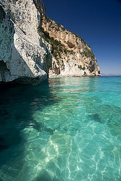 Cala Biriola, Baunei, Provincia Ogliastra, Golfo di Orosei, Sardinia, Italy