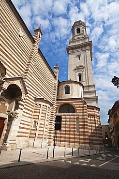 The Cathedral, Verona, Veneto, Italy