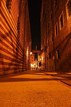 Piazza Signori, Verona, Veneto, Italy