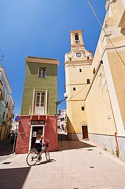 Carloforte, St Pietro Island, Carbonia - Iglesias district, Sardinia, Italy, Europe