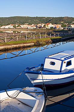 Lagoon of Carloforte, St Pietro Island, Sulcis Iglesiente, Carbonia Iglesias, Sardinia, Italy, Europe