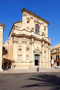 Santa Chiara church, Lecce, Salentine Peninsula, Apulia, Italy