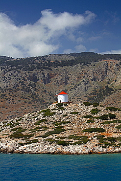 Panormitis, Symi island, Dodekanes, Greece, Europe
