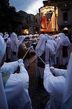 San Giuseppe, easter feast, Sicily, Italy, Europe