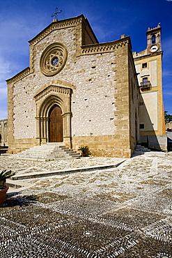 Santuario Maria SS. Custunaci, Trapani, Sicily, Italy, Europe