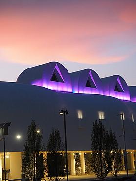 Korea Pavilion, EXPO 2015, Milan, Lombardy, Italy, Europe