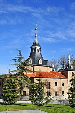 Ermita de la Virgen del Puetro church, Madrid, Spain, Europe