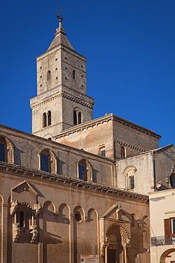 Cathedral, Matera, Lucania,Basilicata, South Italy, Italy, Europe