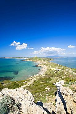 Capo San Marco, Cabras, Sinis, Sardinia, Italy, Europe