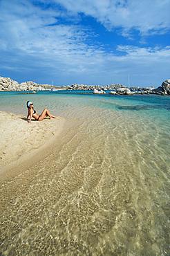 Lavezzi Isle, Bonifacio, Corsica, France, Europe