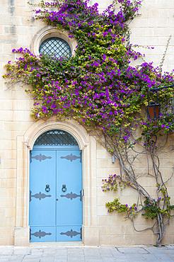 Medina, LMdina, Malta Island, Mediterranean Sea, Europe