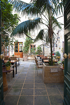 Cogy's Restaurant, Medina, LMdina, Malta Island, Mediterranean Sea, Europe