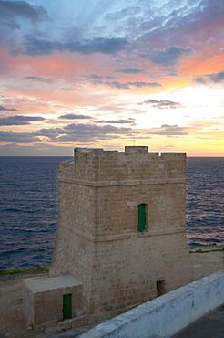 Wied iz-Zurriec, Blue Grotto, Malta Island, Mediterranean Sea, Europe