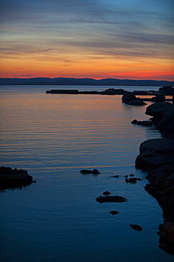 Punta Tegge, La Maddalena, Sardinia, Italy, Europe