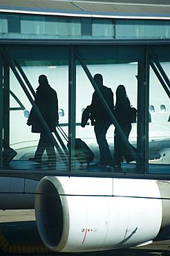 El Prat international airport, Barcelona, Catalonia, Spain, Europe