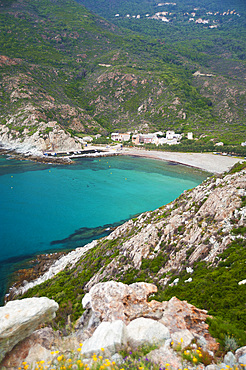 Marine de Giottani, North Corsica, France, Europe