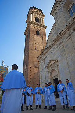 Cattedrale Metropolitana di S. Giovanni Battista, Turin, Piedmont, Italy, Europe