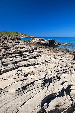 Porto Pinetto beach, Sant'Anna Arresi, Sardinia, Italy, Europe