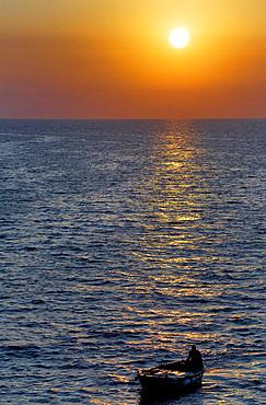 Procida island, Campania, Italy, Europe.