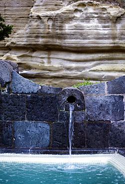 Poseidon Thermal baths, Forio d'Ischia, Ischia island, Naples, Campania, Italy, Europe