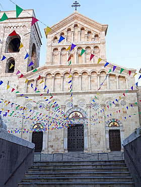 Cgliari Dom, Cagliari, Sardinia, Italy, Europe.