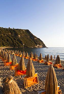 Citara bay, Ischia island, Naples, campania, Italy, Europe.