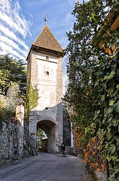 Merano medieval architecture, Merano, Trentino Alto Adige, Italy