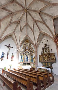 S.Spirito church, Merano, Trentino Alto adige, Italy, Europe