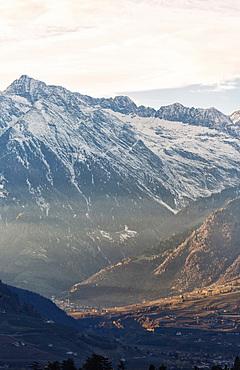 Natural Park Gruppo tessa, Merano, Trentino Alto Adige, italy.