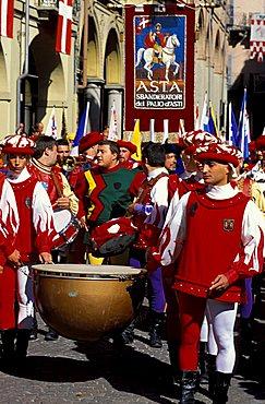 Palio di Asti, Asti, Piemonte, Italy