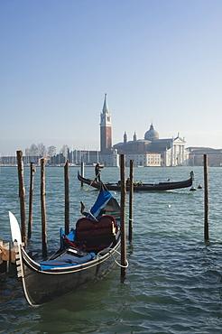 Isola di San Giorgio Maggiore, Venice, UNESCO World Heritage Site, Veneto, Italy, Europe