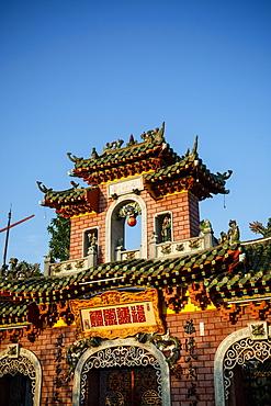 Fukian Assembly Hall (Phuc Kien), UNESCO World Heritage Site, Hoi An, Vietnam, Indochina, Southeast Asia, Asia
