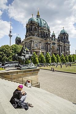 Berliner Dom (Berlin Cathedral), Mitte, Berlin, Germany, Europe
