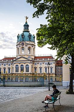 Charlottenburg Palace (Schloss Charlottenburg), Charlottenburg, Berlin, Germany, Europe