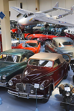 Southward Car Museum, Paraparaumu, North Island, New Zealand, PacificThe largest collection of vintage vehicles in the southern hemisphere